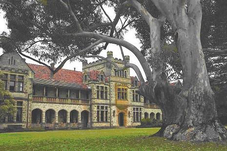 西澳大学校园美图51offer免费留学申请智能平台