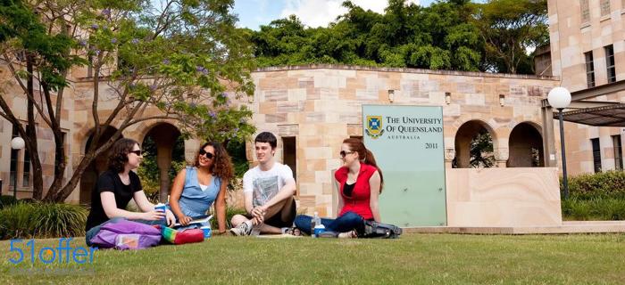 昆士兰大学,昆士兰大学申请入学条件,昆士兰大学官网,昆士兰大学攻略
